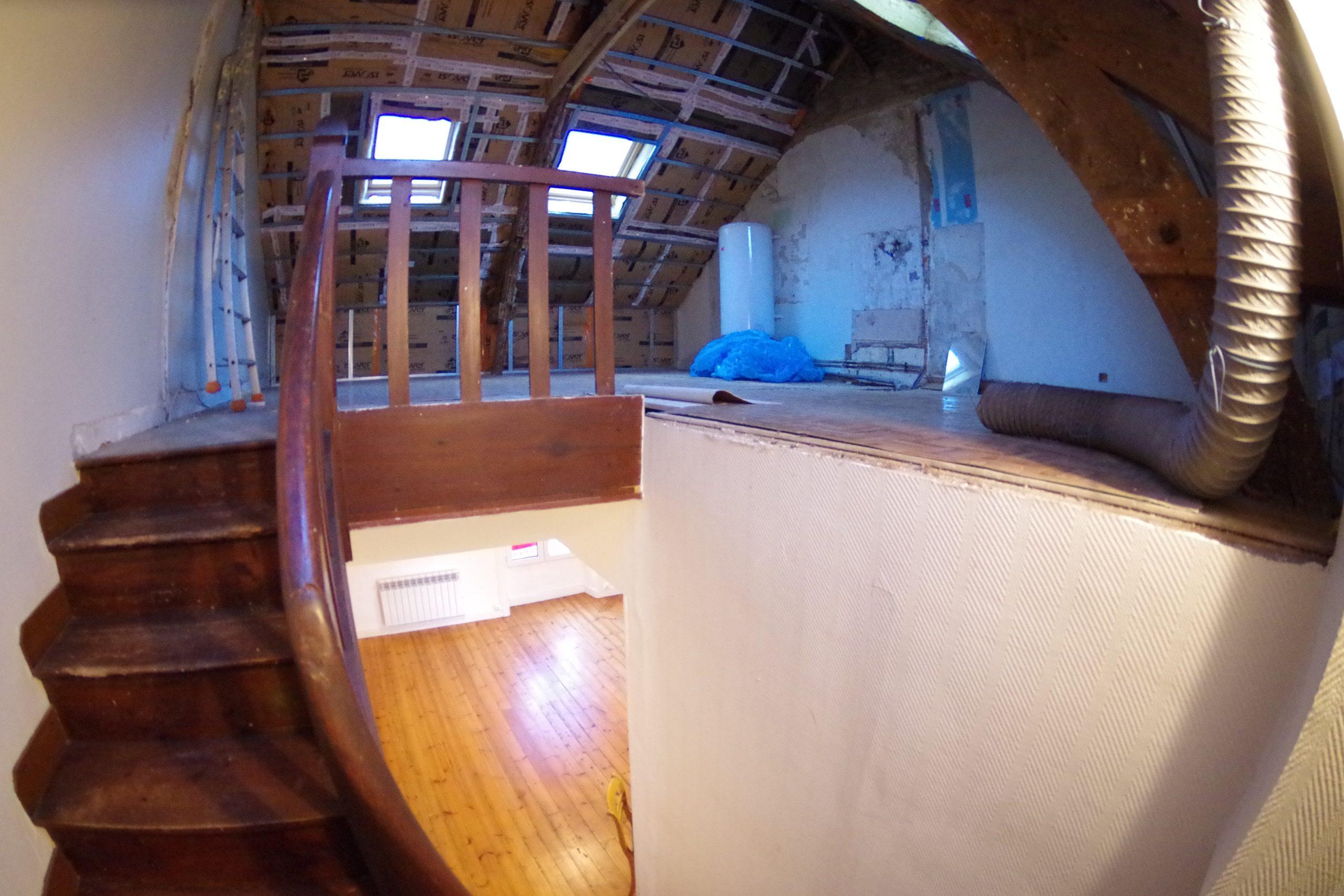 Maison de Vannes avant les travaux d'Archibien