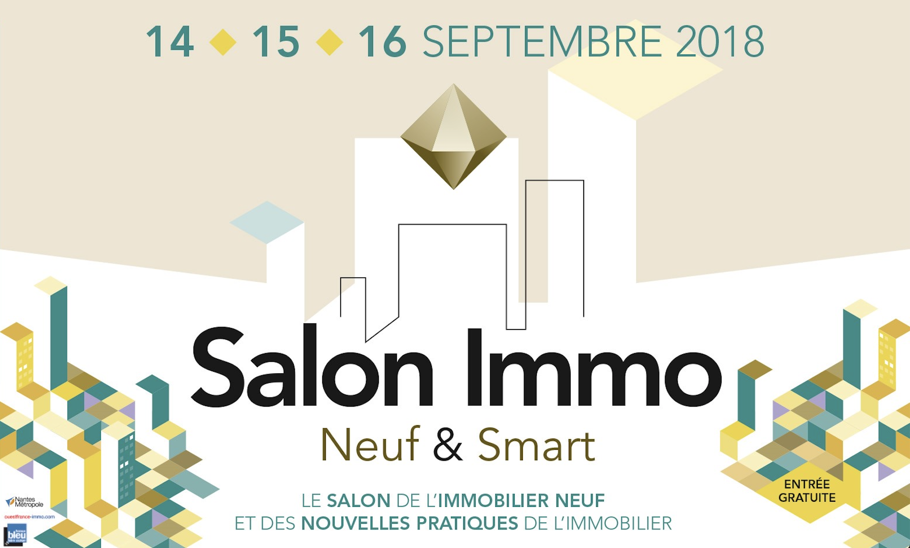 Le salon immo Neuf & Smart de Nantes