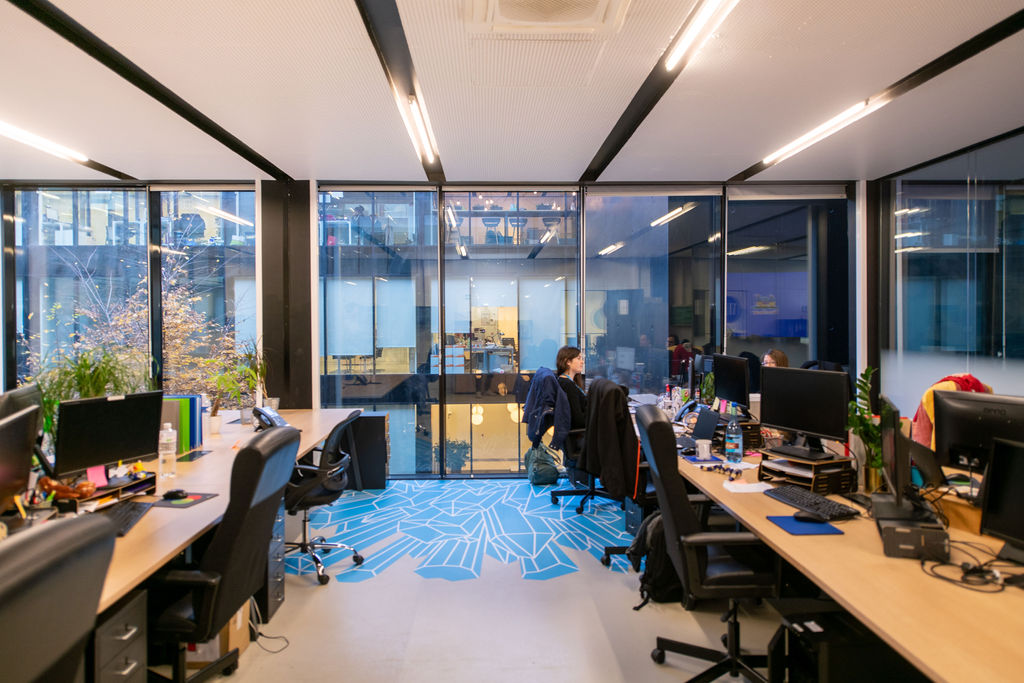 renovation de bureaux